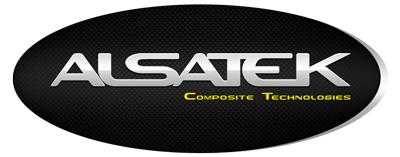 Logo: ALSATEK - Composite Technologies