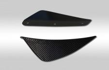 Sideflaps / Aerodynamik-Ecken aus Carbon (CFK)